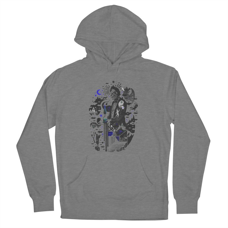 Extraordinary Popular Delusions Women's French Terry Pullover Hoody by