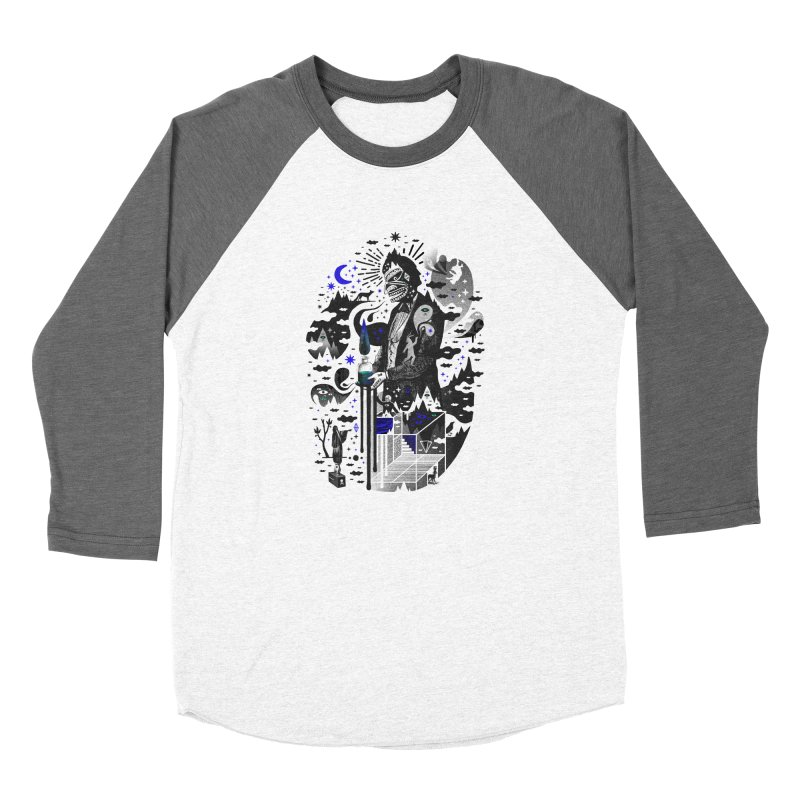 Extraordinary Popular Delusions Women's Longsleeve T-Shirt by ordinaryfox