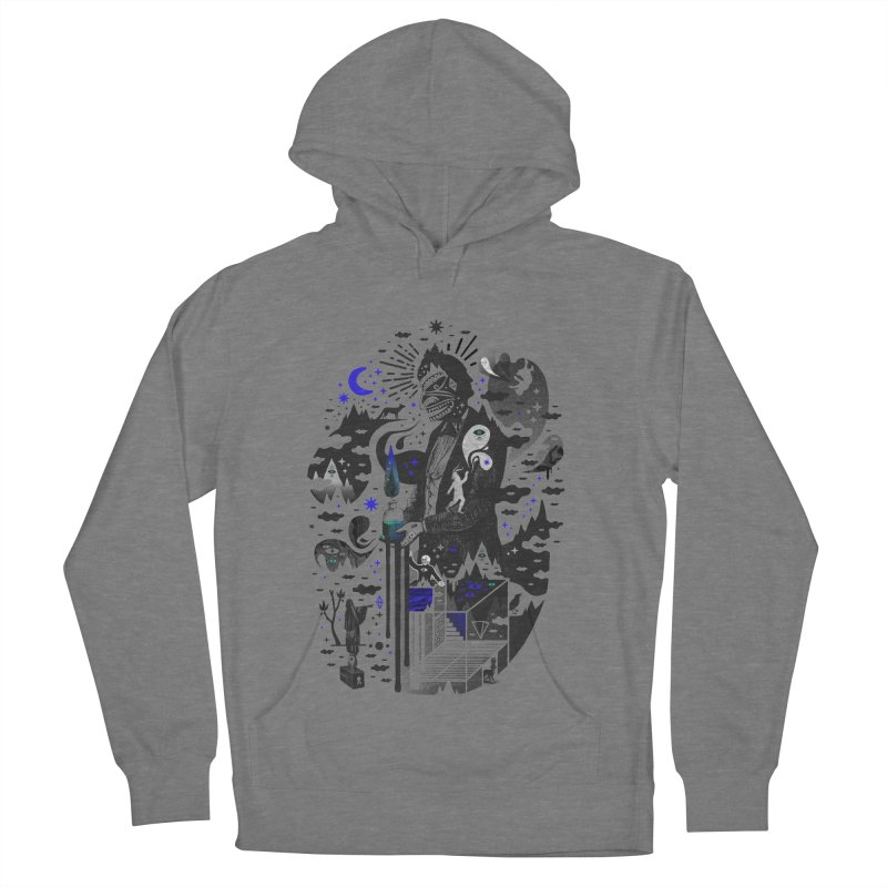 Extraordinary Popular Delusions Women's French Terry Pullover Hoody by ordinary fox