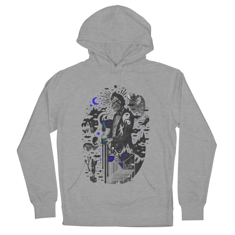 Extraordinary Popular Delusions Men's French Terry Pullover Hoody by ordinary fox