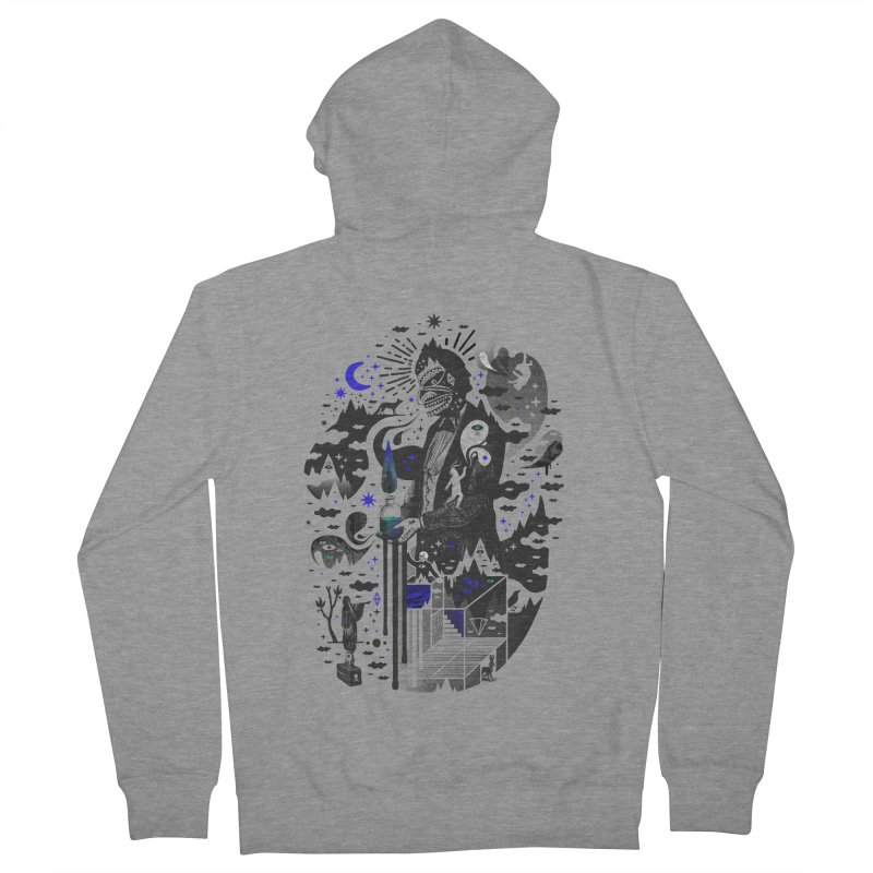 Extraordinary Popular Delusions Women's French Terry Zip-Up Hoody by ordinary fox