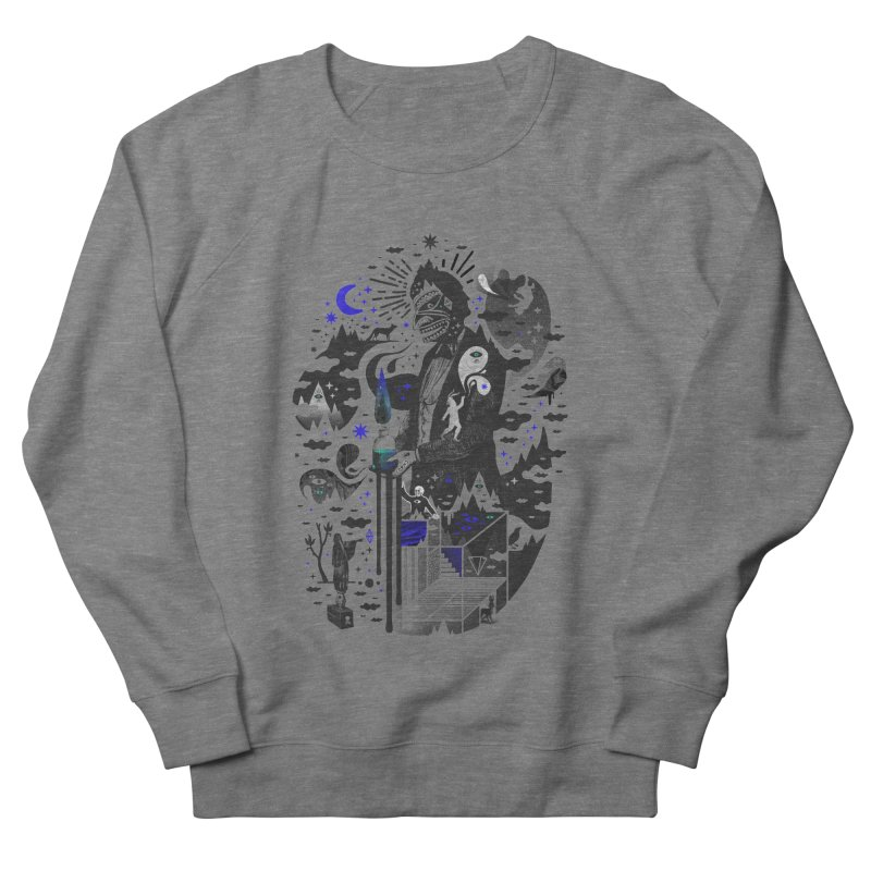 Extraordinary Popular Delusions Women's French Terry Sweatshirt by