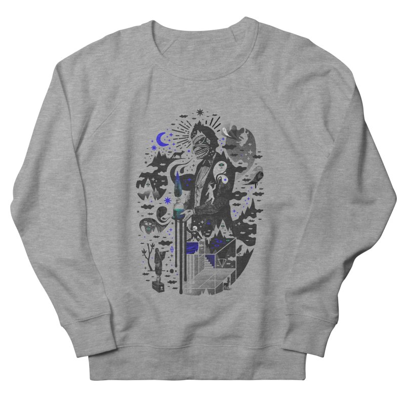 Extraordinary Popular Delusions Men's French Terry Sweatshirt by ordinary fox