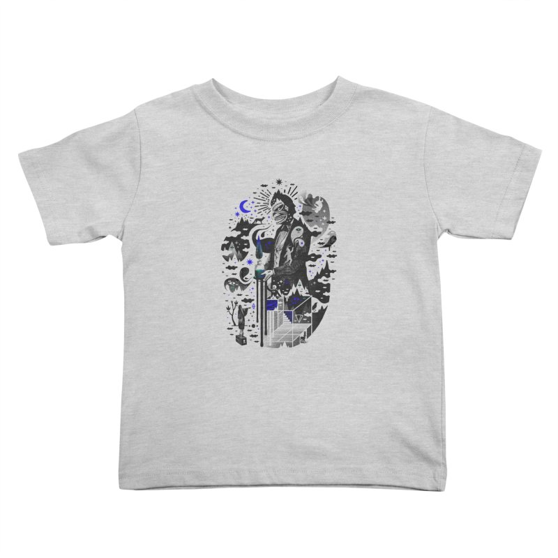 Extraordinary Popular Delusions Kids Toddler T-Shirt by ordinary fox