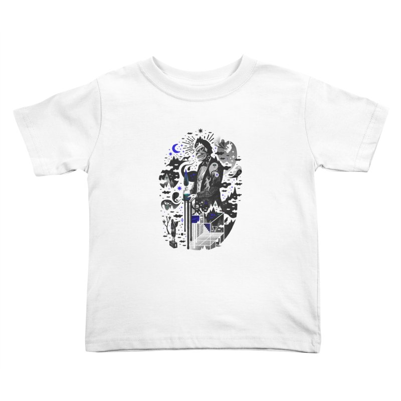 Extraordinary Popular Delusions Kids Toddler T-Shirt by ordinaryfox