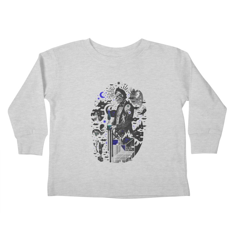 Extraordinary Popular Delusions Kids Toddler Longsleeve T-Shirt by ordinary fox