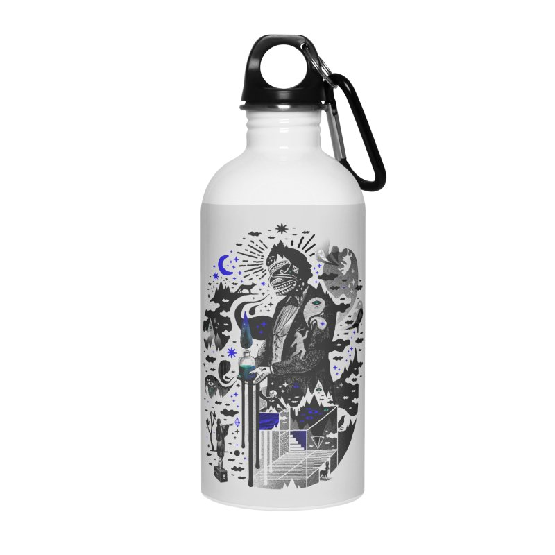 Extraordinary Popular Delusions Accessories Water Bottle by ordinary fox