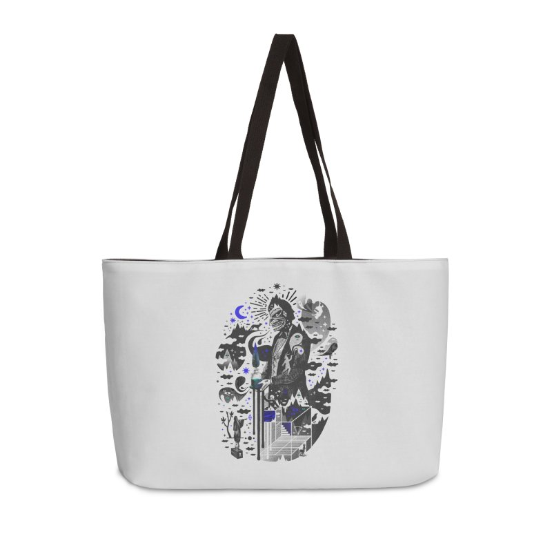 Extraordinary Popular Delusions Accessories Weekender Bag Bag by ordinary fox