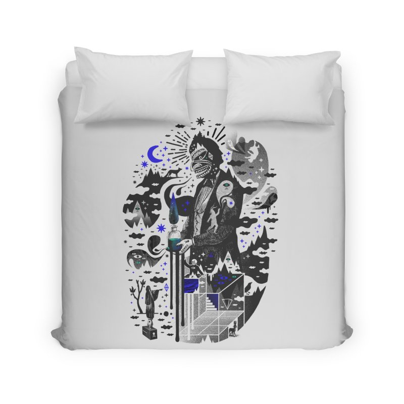 Extraordinary Popular Delusions Home Duvet by ordinary fox