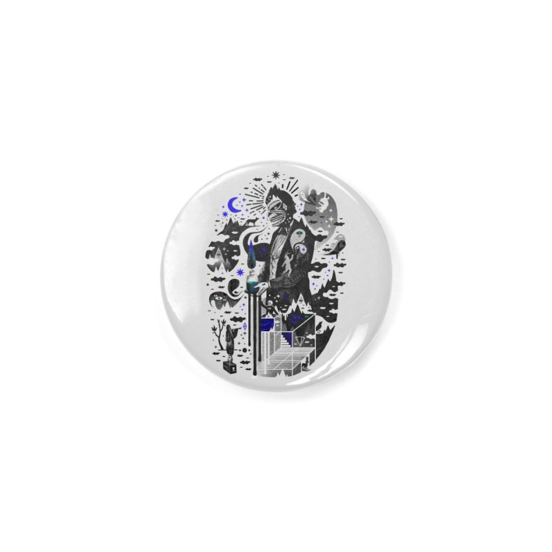 Extraordinary Popular Delusions Accessories Button by