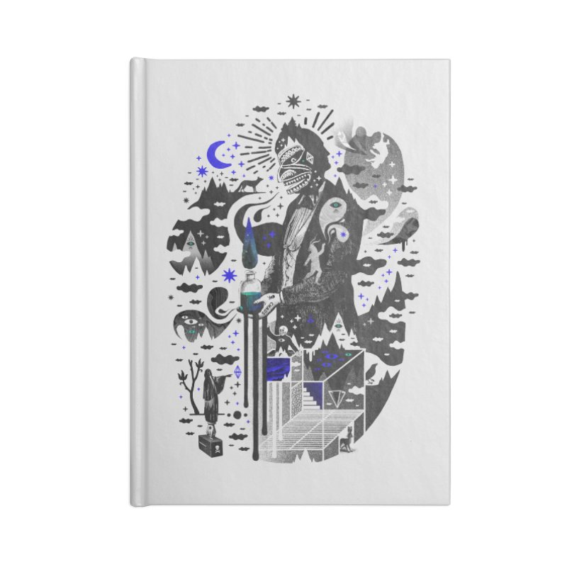 Extraordinary Popular Delusions Accessories Blank Journal Notebook by