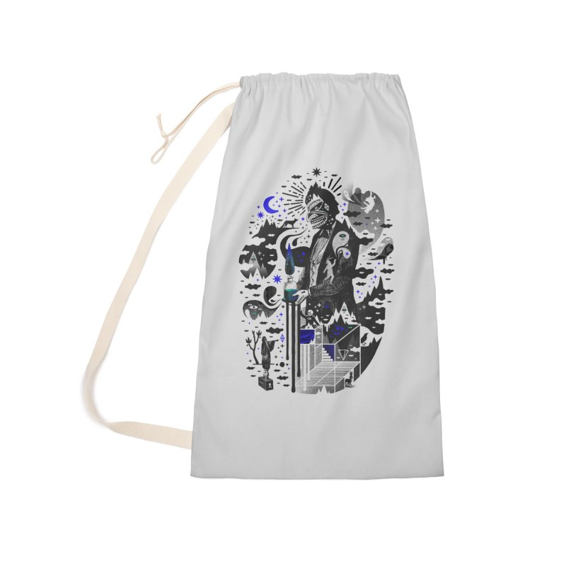 Extraordinary Popular Delusions Accessories Laundry Bag Bag by