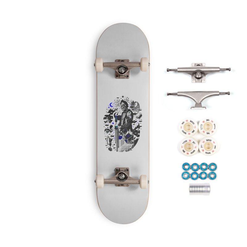 Extraordinary Popular Delusions Accessories Complete - Premium Skateboard by ordinary fox