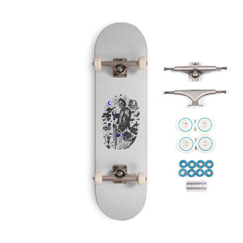 Extraordinary Popular Delusions Accessories Complete - Basic Skateboard by ordinary fox