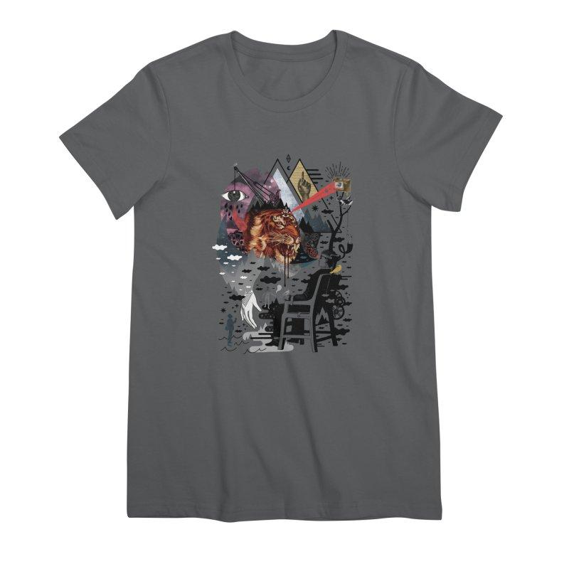 Hail Muse! Women's T-Shirt by ordinaryfox