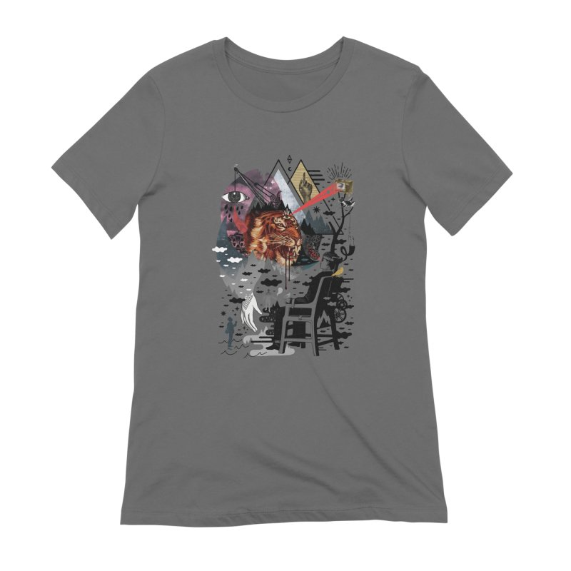 Hail Muse! Women's Extra Soft T-Shirt by ordinary fox