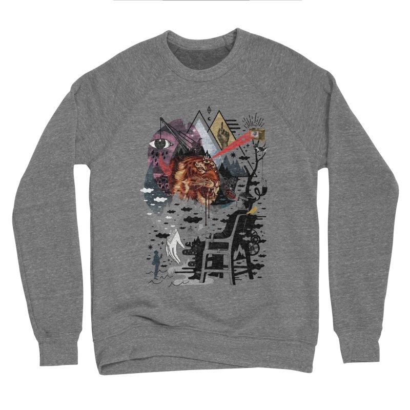 Hail Muse! Women's Sponge Fleece Sweatshirt by