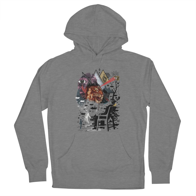 Hail Muse! Men's Pullover Hoody by ordinaryfox