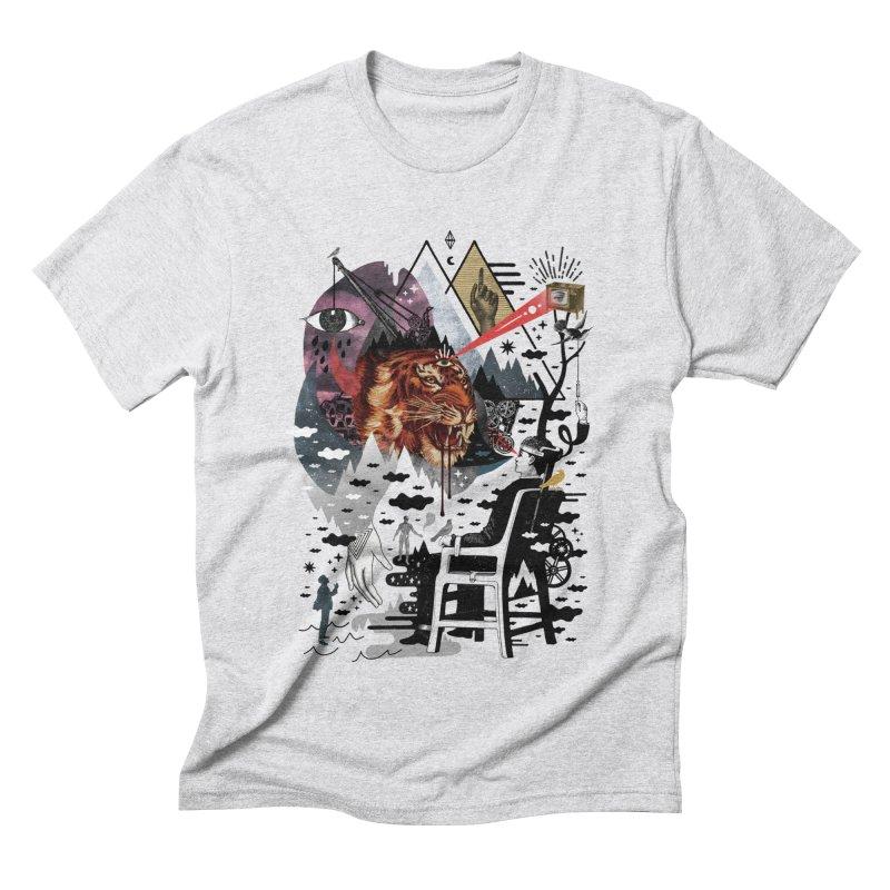 Hail Muse! Men's Triblend T-Shirt by ordinary fox