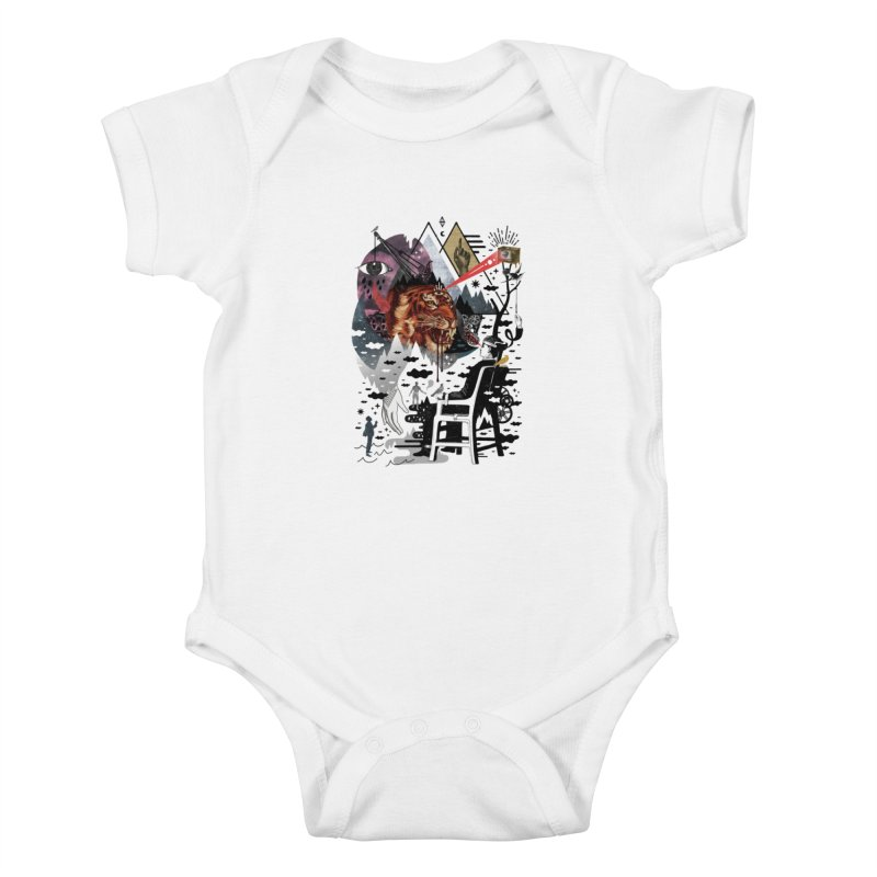 Hail Muse! Kids Baby Bodysuit by