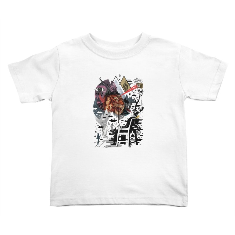 Hail Muse! Kids Toddler T-Shirt by ordinaryfox