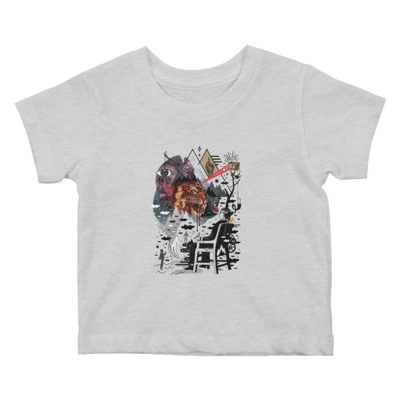 Hail Muse! Kids Baby T-Shirt by ordinaryfox