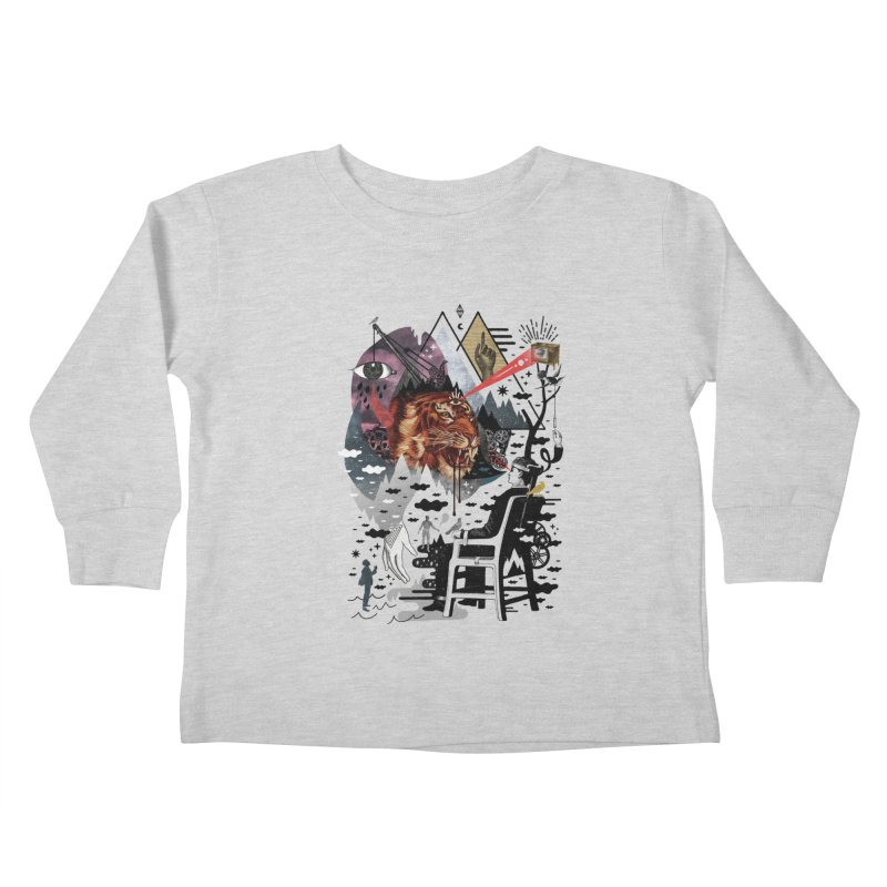 Hail Muse! Kids Toddler Longsleeve T-Shirt by ordinary fox