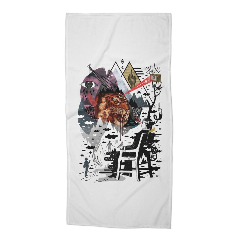 Hail Muse! Accessories Beach Towel by ordinary fox