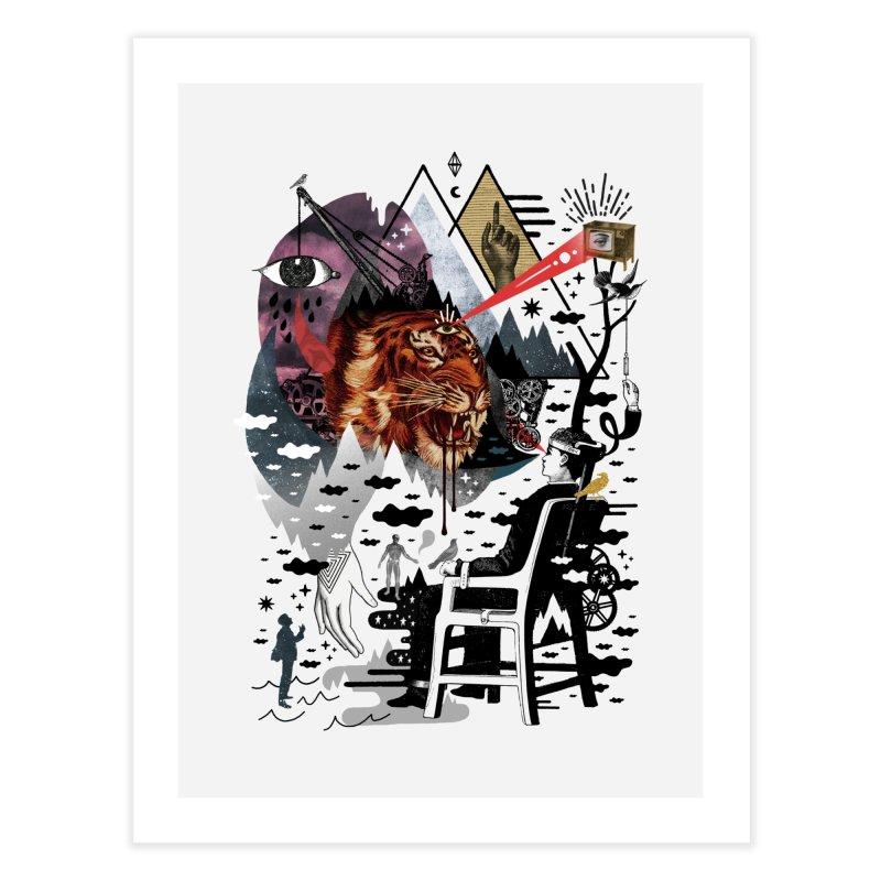 Hail Muse! Home Fine Art Print by