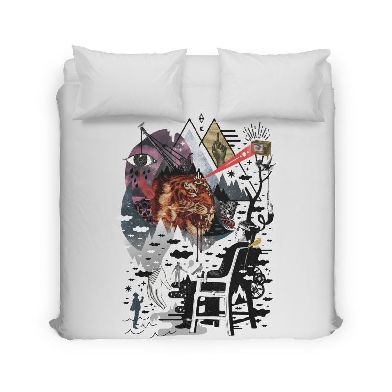 Hail Muse! Home Duvet by ordinary fox