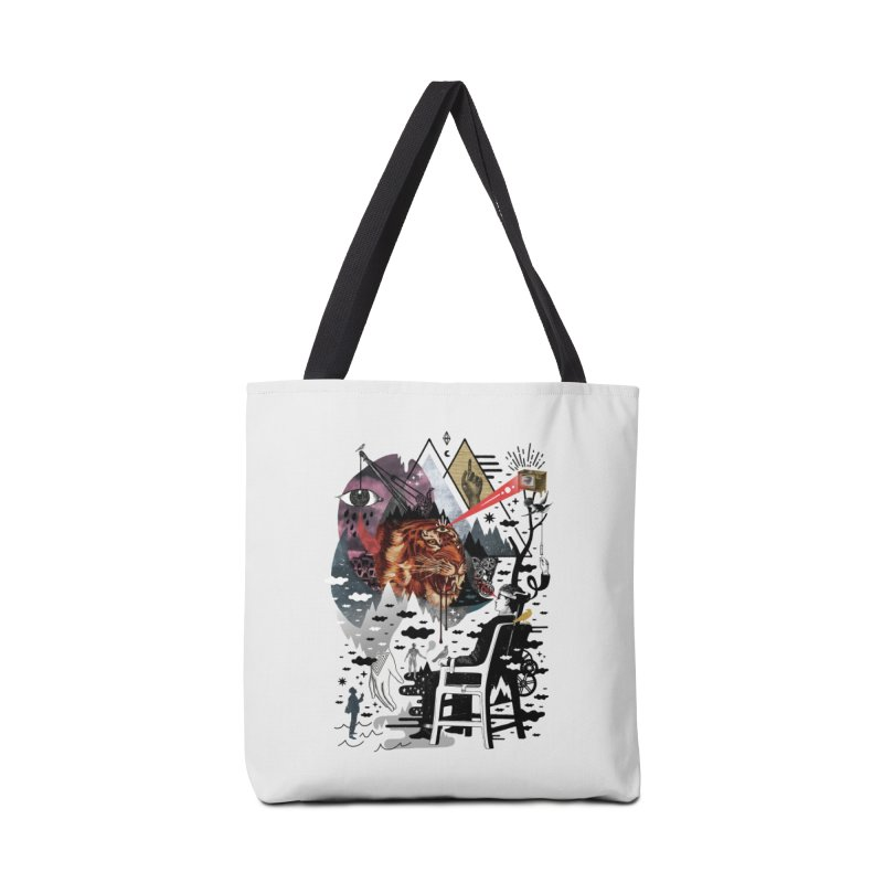 Hail Muse! Accessories Bag by ordinaryfox
