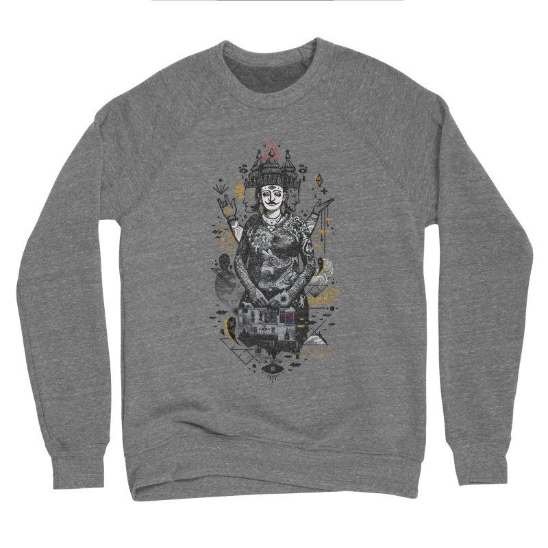Dweller on the Threshold Women's Sponge Fleece Sweatshirt by