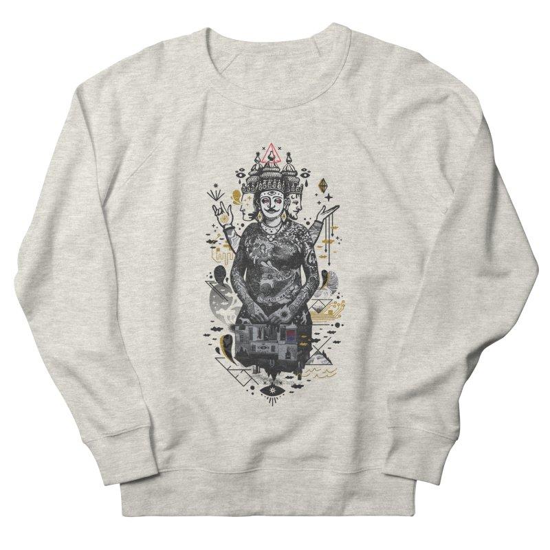 Dweller on the Threshold Men's Sweatshirt by ordinaryfox