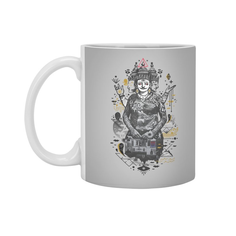 Dweller on the Threshold Accessories Standard Mug by