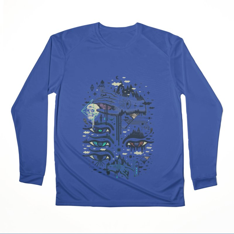 Ego Deaf Women's Performance Unisex Longsleeve T-Shirt by