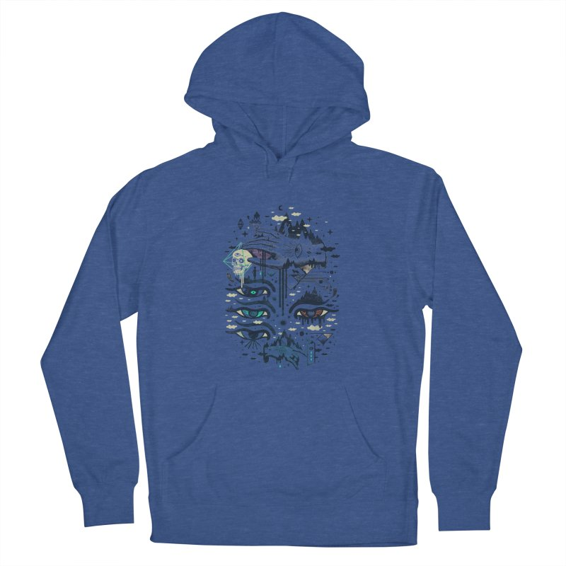 Ego Deaf Women's French Terry Pullover Hoody by