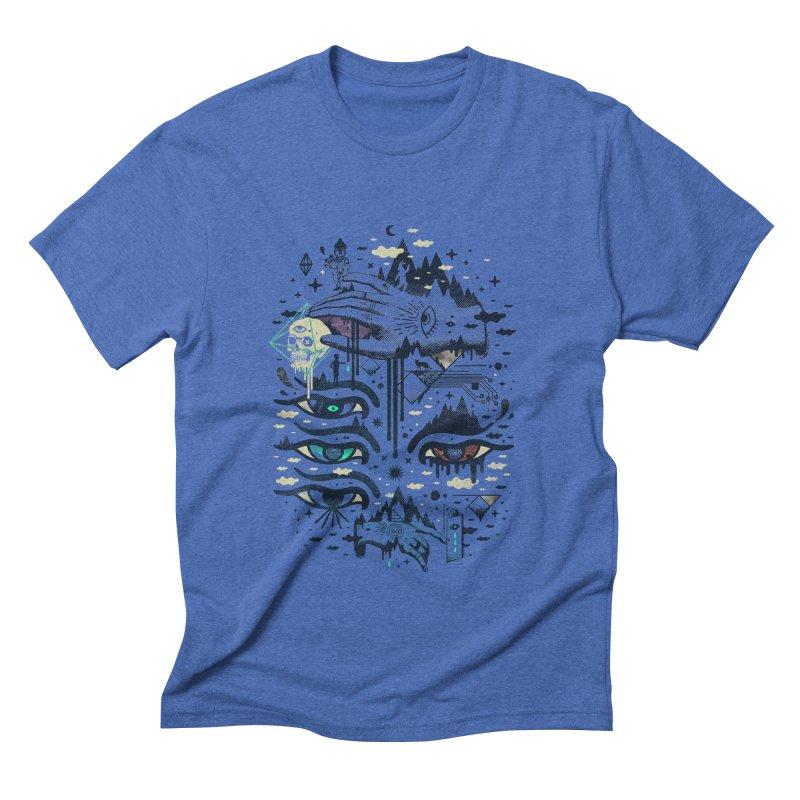 Ego Deaf Men's Triblend T-Shirt by