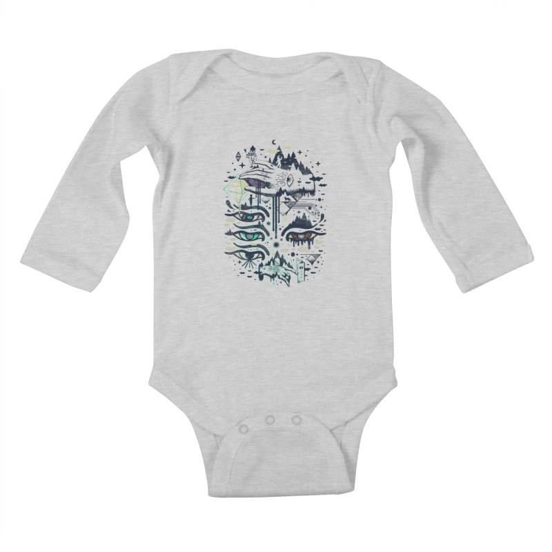 Ego Deaf Kids Baby Longsleeve Bodysuit by