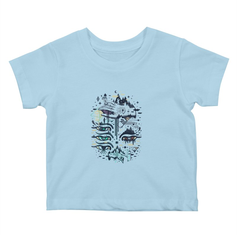 Ego Deaf Kids Baby T-Shirt by
