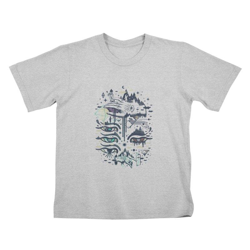 Ego Deaf Kids T-Shirt by ordinaryfox