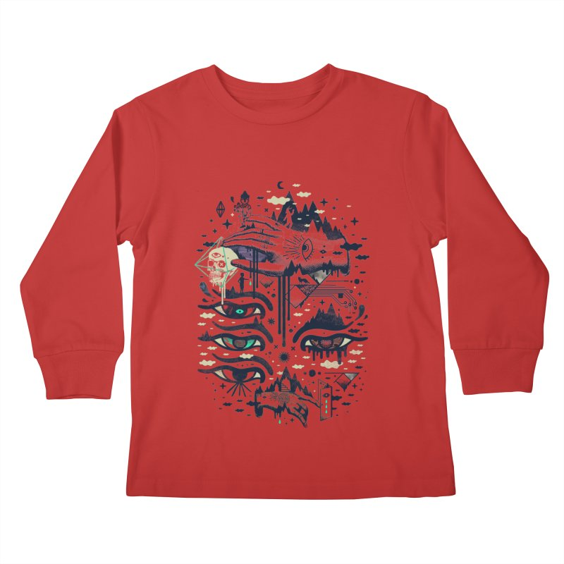 Ego Deaf Kids Longsleeve T-Shirt by