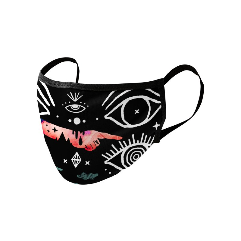 High Moods Low Cycles Accessories Face Mask by ordinaryfox