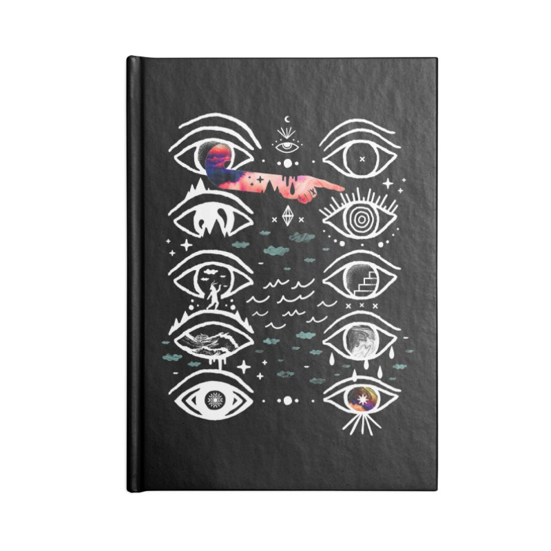 High Moods Low Cycles Accessories Lined Journal Notebook by