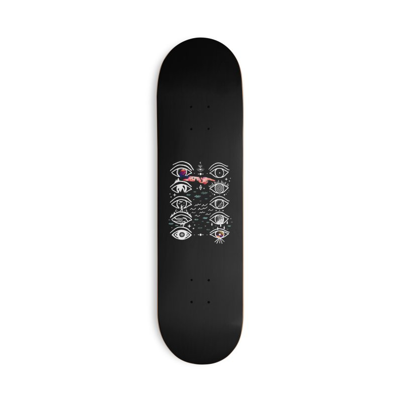 High Moods Low Cycles Accessories Deck Only Skateboard by