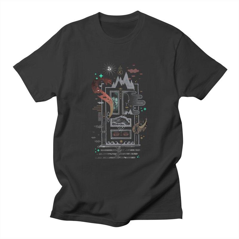 Stay Home Men's T-Shirt by ordinaryfox