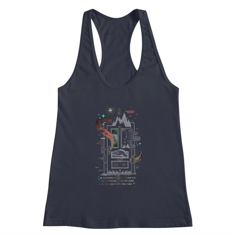 Stay Home Women's Tank by ordinaryfox