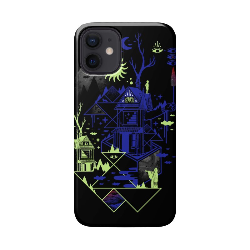 Neighbors Accessories Phone Case by ordinaryfox