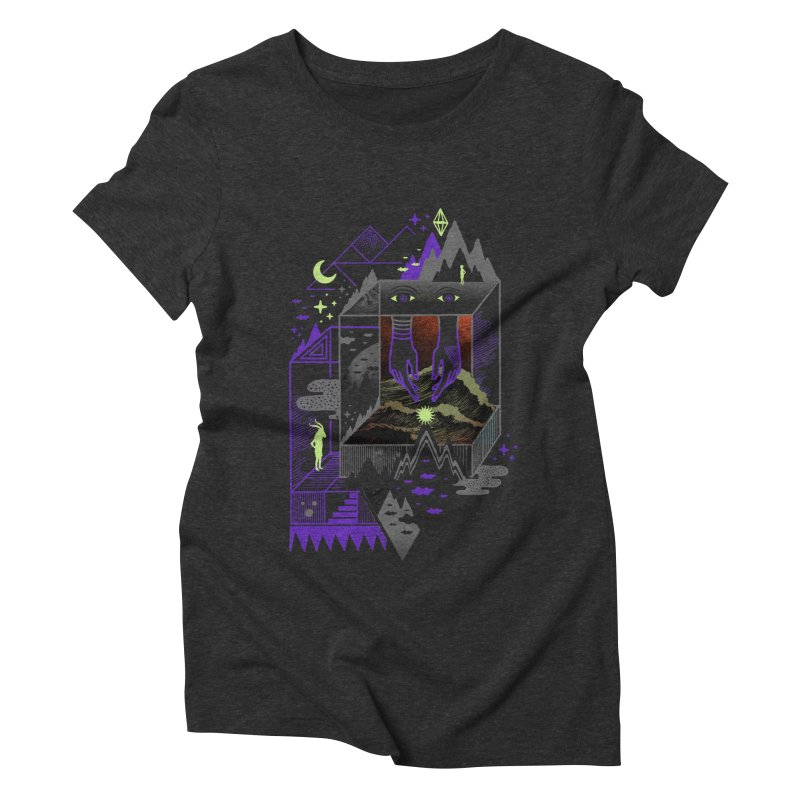 Fine Within the Confines Women's T-Shirt by ordinaryfox