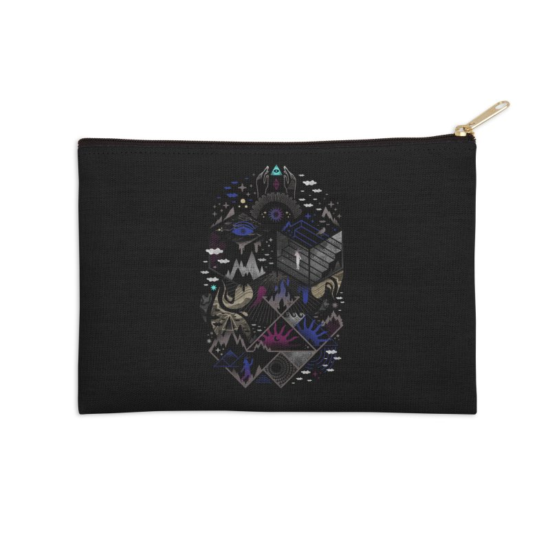 Yawning Hollow Accessories Zip Pouch by ordinaryfox