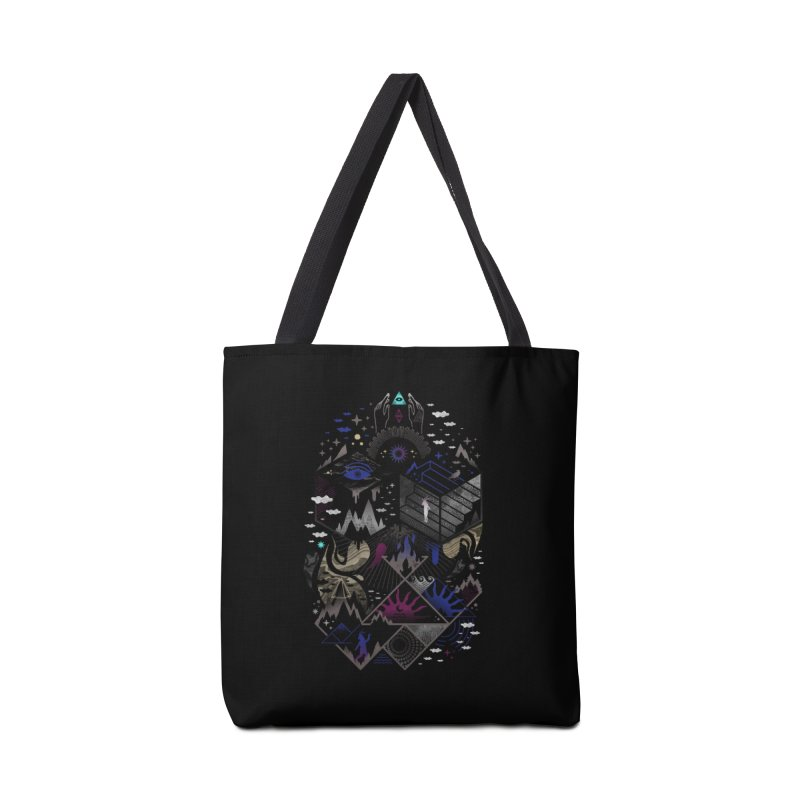 Yawning Hollow Accessories Bag by ordinaryfox